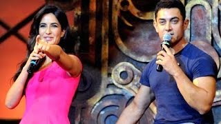 Salman And Katrina Should Get Married Says Aamir Khan