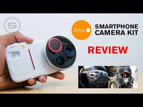 Ztylus Smartphone Camera Kit - Review