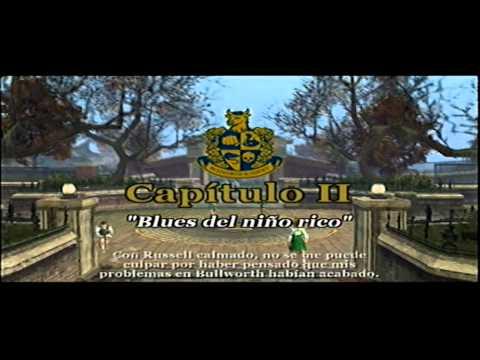 Bully En Español PS2 Parte 4: Inicio Capitulo 2