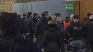 La Juve arriva al San Paolo: fischi e insulti per Higuain