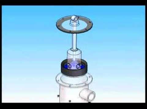 Bomba de agua forte