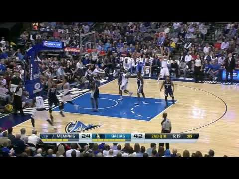 Memphis Grizzlies vs Dallas Mavericks 2013.11.02