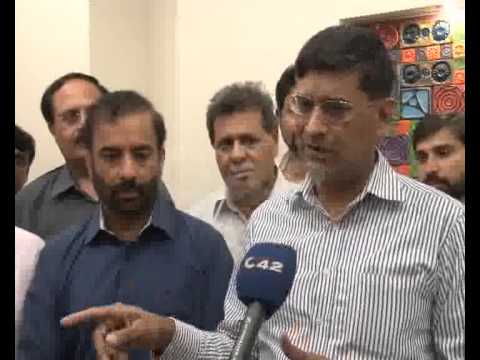 Cardiac Emergency Angiography Lab Jinnah Hospital Inauguration Ceremony Pkg By Umer Aslam City42
