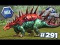 MAXED KENTROSAURUS Jurassic World The Game Ep291 HD