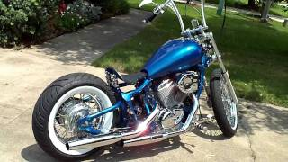 all comments on honda backyard bobber with 12 roland sands apes