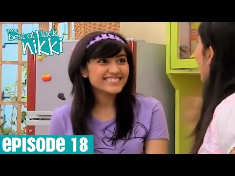 Best Of Luck Nikki - Season 1 - Episode 18 - Disney India (Official)