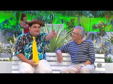 A Praça É Nossa - Matheus Ceará conta que se salvou da morte por causa de uma dor de barriga