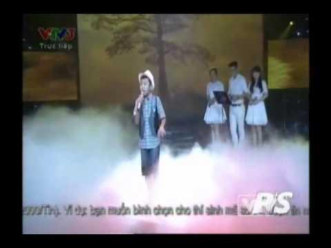 [Full] Trần Ngọc Duy - Giấc mơ trưa - The voice kids Giọng hát việt nhí 2013 Liveshow Tập 1