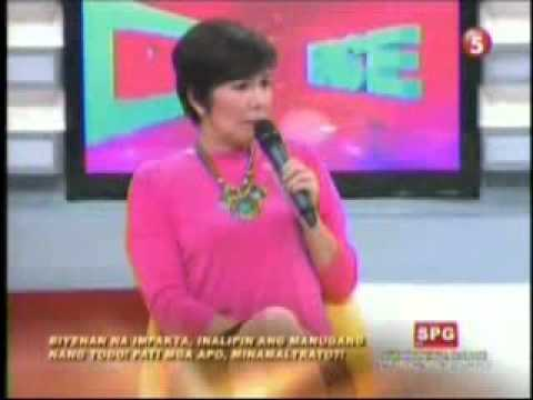 Face To Face TV5 June 6, 2012 Part 3