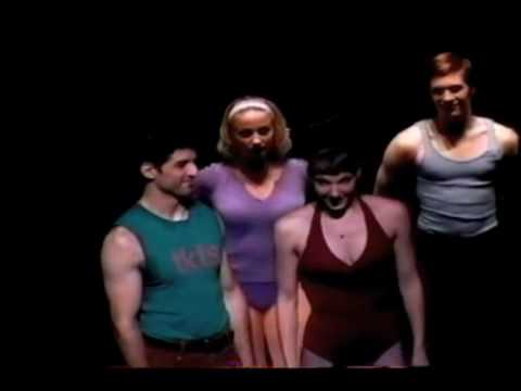 Chryssie Whitehead in A CHORUS LINE Broadway SING