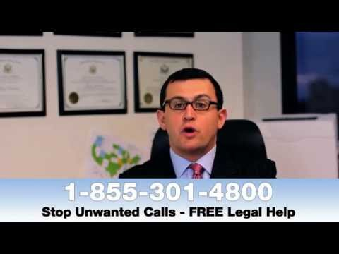 Stop Cell Phone Robocalls | Get Help Now 855-301-4800 | TCPA | Harassing Phone Calls | Lemberg Law