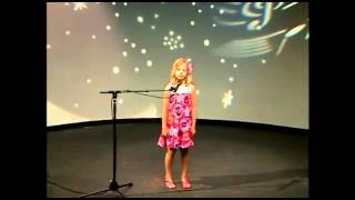 Jackie Evancho Vs. Amira Willighagen Both Sing O Mio