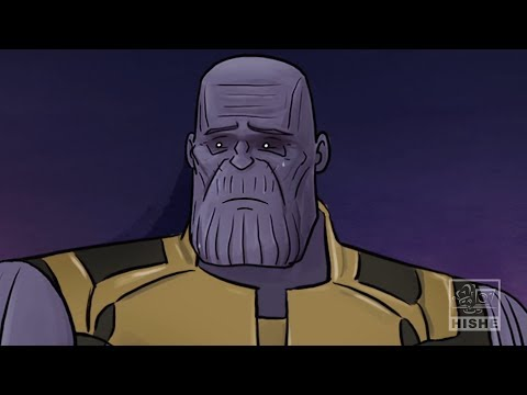 Jak mělo skončit Avengers: Infinity War