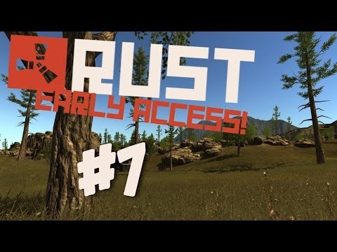 Rust (Early Access) - Part 7: Campfire Stories