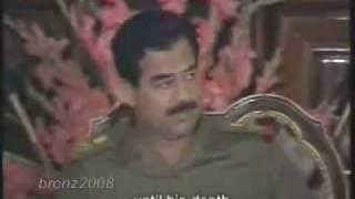 صدام حسين وطاقات الإنسان وحدودها نادر