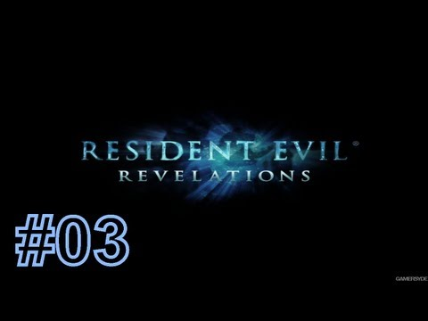 Let's Play Resident Evil: Revelations #03 Full-HD Walkthrough PC [Deutsch/German]
