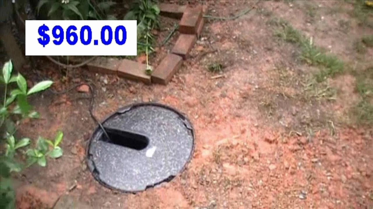 French Drain How Much Does It Cost To Install Drainage