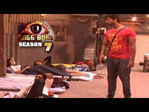Bigg Boss 7 8th October 2013 Full Episode Kushal ABUSES Asif & NOMINATIONS