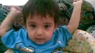 Farhan ALI WARIS Nephew Baqil ABBAS ACTING.mp4
