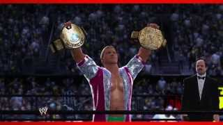 Chris Jericho (Retro) WWE 2K14 Entrance And Finisher
