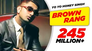 Brown Rang Yo Yo Honey Singh India's No.1 Video 2012