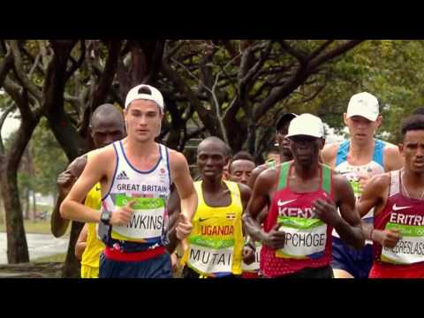 Men's marathon |Athletics |Rio 2016 |SABC