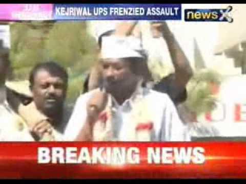 Kejriwal juggernaut reaches Bangalore