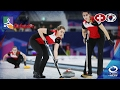 Switzerland v Korea Women VoIP Defender World Junior Curling Championships 2017