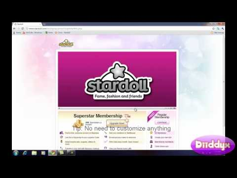 Stardoll: How To Get Your Hacked Account Back, This is a Stardoll tutorial that shows you how to get your hacked account back. Do the steps exactly like in the video, and, don't forget: never give out you...