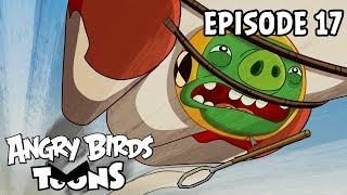 Angry Birds Toons #17 - Slappy má šťastie