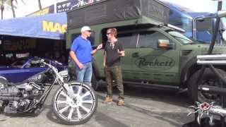RIKKI ROCKETT SEMA 2013 Interview