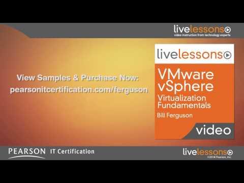Pearson Education - Bill Ferguson - VMware vSphere