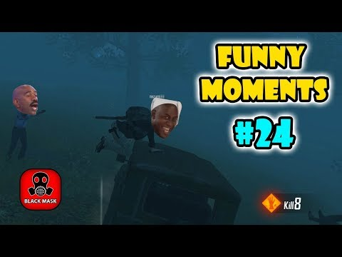 PUBG Mobile Funny Moments EP 24 - Black Mask