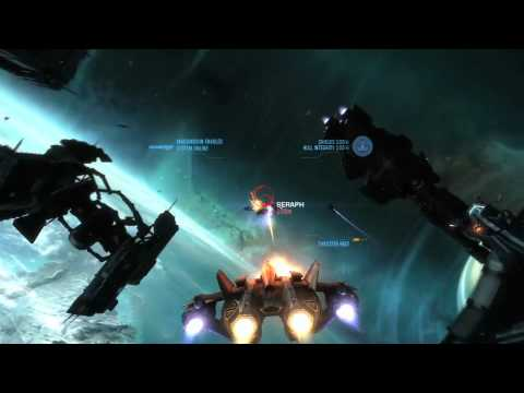 HALO: Reach - Space Combat Gameplay [FULL HD]
