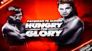 Best Of Manny Pacquiao Versus Chris Algieri Highlights