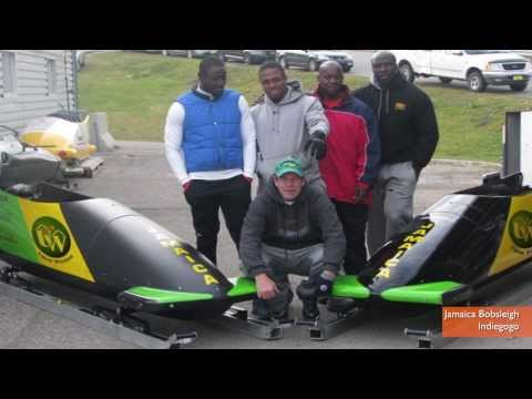 Jamaican Bobsled Team Needs Money for Sochi Games
