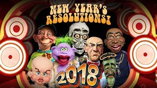 New Year's Resolutions 2018 | JEFF DUNHAM