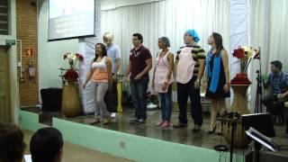Homenagem Dia Da Esposa Do Pastor (palhaços) Igreja