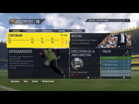 FIFA 17 Career mode #3