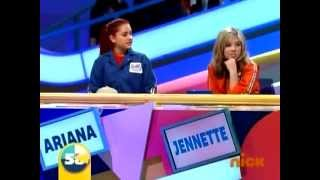Figure It Out Jennette McCurdy, Ariana Grande, Noah Crawford and Tanya Chisholm - 1/2