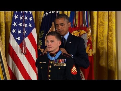 Marine Cpl. Carpenter awarded Medal of Honor