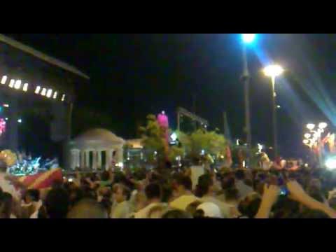 Karolina na proslavata na 20-godisninata od nezavisnosta na R.Makedonija