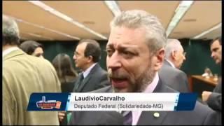 Laudivio Carvalho é o presidente da CPI da Fifa