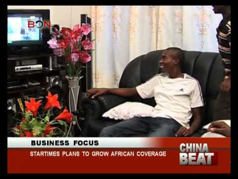 StarTimes plans to grow African coverage- China Beat - June 23 ,2014 - BONTV China