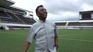 Pelé superstar