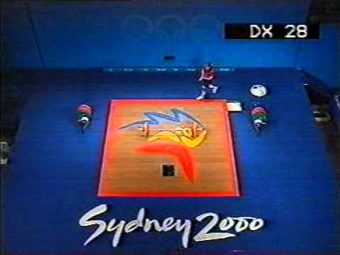 Women 58 kg Weightlifting - Olympic Games Sydney 2000 - by GENADI - Sport Expert