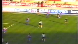Sporting - 3 Chaves - 0 de 1991/1992