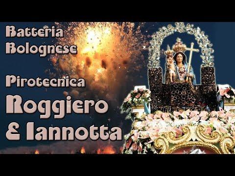 BELLONA (Ce) - Maria Ss di Gerusalemme 2018 - ROGGIERO e IANNOTTA (Batteria)