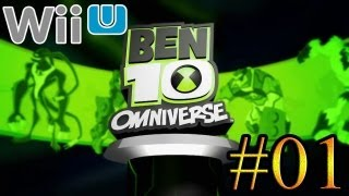 Let's Play : Ben 10 Omniverse Parte 1