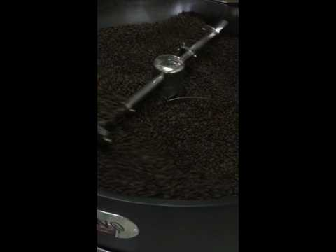 máy rang cà phê công nghiệp nhập khẩu từ nước ngoài